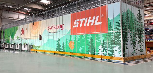 STIHL inaugura sus nuevas y ampliadas instalaciones en Madrid