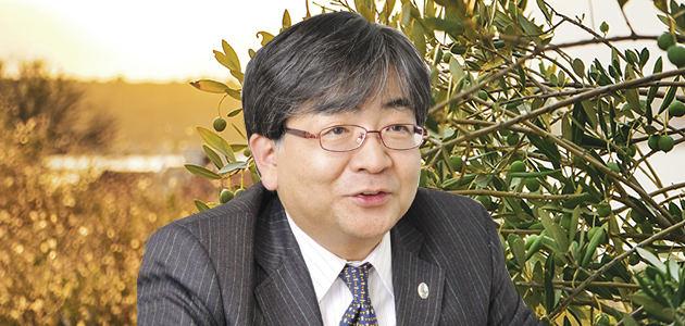 Toshiya Tada, organizador de Olive Japan:
