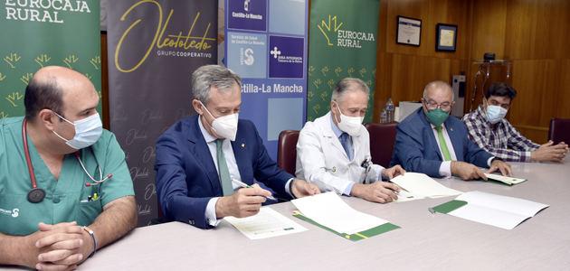 Estudian la utilidad del aceite de oliva con alto contenido en polifenoles para prevenir los síntomas del COVID-19