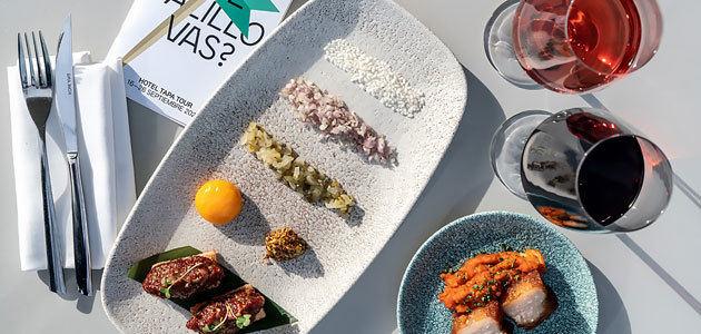 Madrid reivindica sus hoteles como punto de encuentro gastronómico
