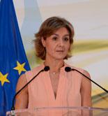 García Tejerina destaca que el Gobierno quiere impulsar el enorme potencial del aceite de oliva