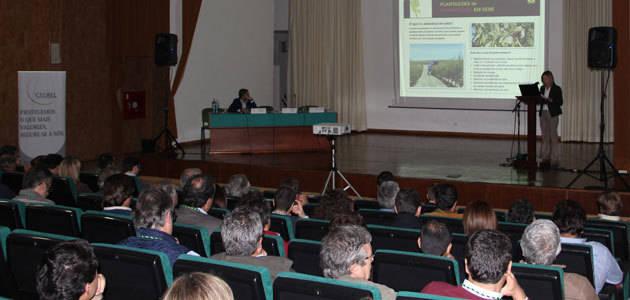 Todolivo muestra a 300 agricultores portugueses las ventajas del cultivo del olivo en seto