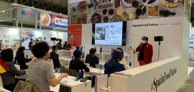 Japón descubre los AOVEs españoles