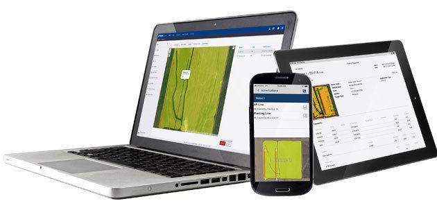 Trimble lanza Farmer Core para conectar las operaciones en toda la explotación