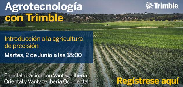 Un seminario web ayudará a los agricultores a iniciarse en la tecnología de precisión
