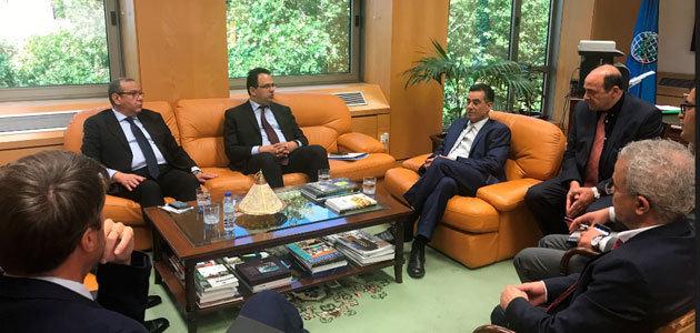 El COI y Túnez intensifican su colaboración