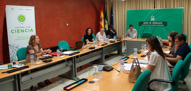 Expertos en Turismo Científico evalúan más de 200 iniciativas en Andalucía
