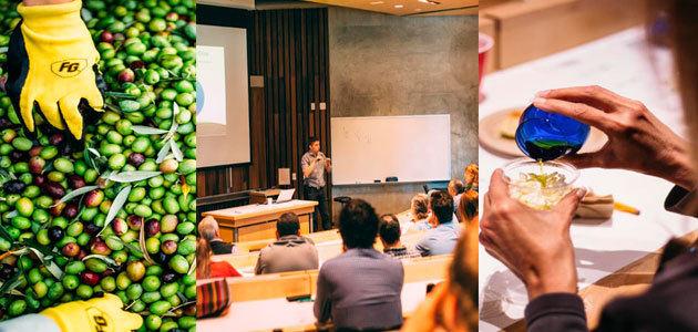 Cultivo del olivo, evaluación sensorial y maestro de almazara, cursos de la UC Davis para 2019