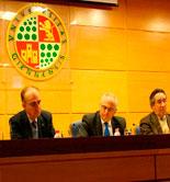 Comienza el I Encuentro Internacional de Expertos en Cata de Aceites de Oliva Vírgenes
