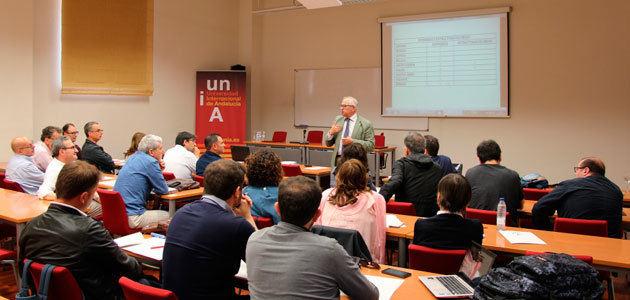 Técnicos italianos profundizan en el conocimiento de la cadena oleícola en España