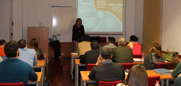 El Máster en Administración de Empresas Oleícolas comienza las master class en el Campus de Baeza