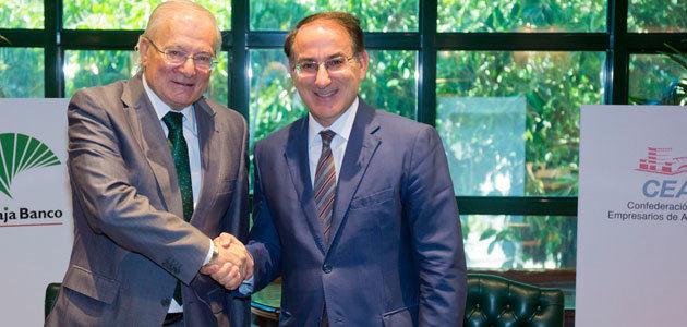 Unicaja Banco habilita una línea de financiación de 1.000 millones de euros para el sector empresarial andaluz