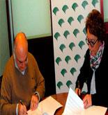 Unicaja renueva su apoyo a la Fundación del Olivar