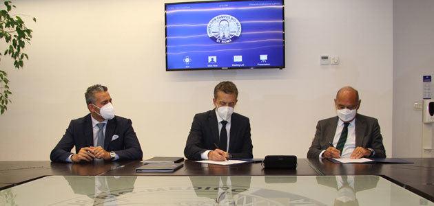 Unaprol y la Universidad de Roma colaborarán para fortalecer la cultura del AOVE