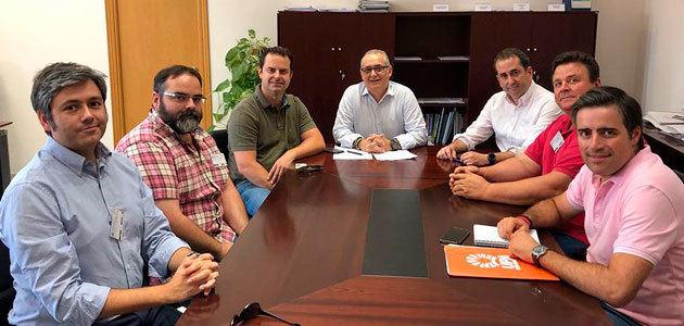 UPA y COAG aúnan esfuerzos para conseguir la regularización definitiva de los riegos de olivar en Jaén
