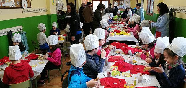 Alumnos de colegios de Jaén y Galicia conocerán las bondades del AOVE