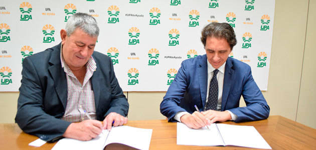 Deoleo y UPA firman un acuerdo para reforzar la calidad y la trazabilidad en el aceite de oliva
