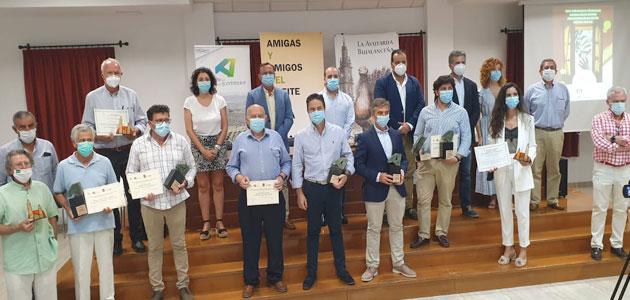 Entregados los Premios a los Mejores AOVEs producidos en el Valle del Guadalquivir