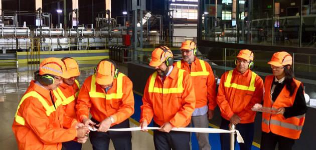 Verallia invierte 30 millones de euros en la instalación de uno de los hornos de vidrio más grandes del mundo