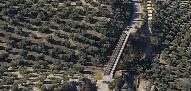 La Diputación de Jaén se suma a la Asociación para la Promoción y el Desarrollo de la Vía Verde del Aceite