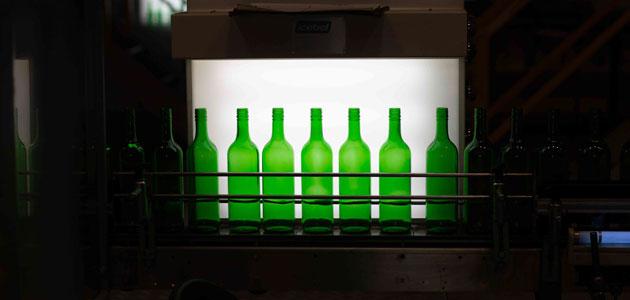 Vidrala y su filial Encirc crean un nuevo prototipo de botella elaborada con vidrio 100% reciclado