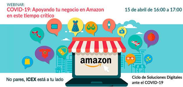 COVID-19: Apoyando tu negocio en Amazon en este tiempo crítico