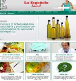 Acesur lanza una web dedicada a la salud, la nutrición y el cuidado personal