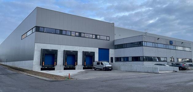 WEG amplía su almacén en Bélgica