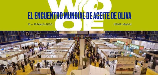 Grupo Oleícola Jaén, DCOOP y Grupo Ybarra, entre los premiados en la primera edición de los Galardones WOOE