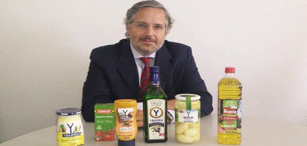 Pedro Rico, nuevo director comercial de Grupo Ybarra Alimentación