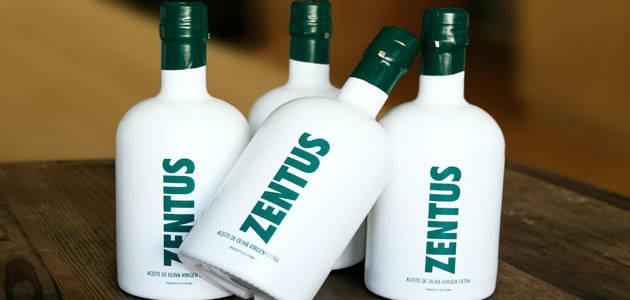 Nace Zentus, un nuevo AOVE de la variedad picual procedente de olivos centenarios