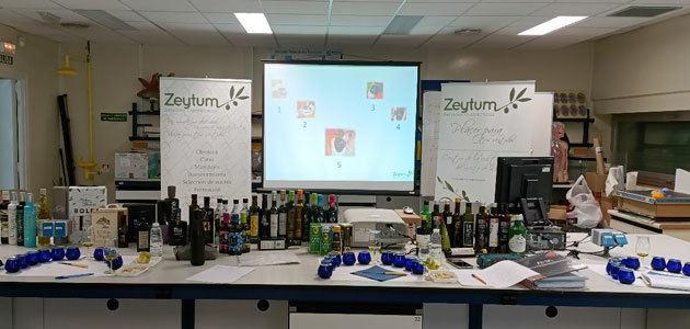 La Universidad de La Rioja y Zeytum difunden la cultura del AOVE